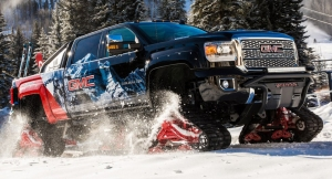 Новый GMC Sierra All Mountain